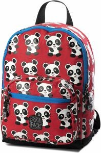 Pick & Pack Rygsæk Panda, Red