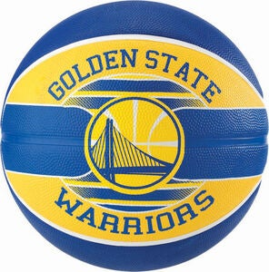 Spalding Basketball NBA Team Ball Golden State