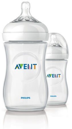 Philips Avent Flaske Natural 2-pack, 260ml