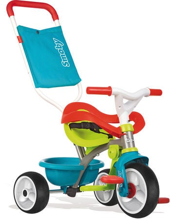 Smoby Be Move Trehjulet Cykel Comfort, Blå | item_misc