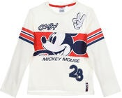 Disney Mickey Mouse T-Shirt, Off White