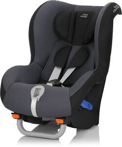 Britax Römer MAX-WAY Black Series Autostol, Storm Grey