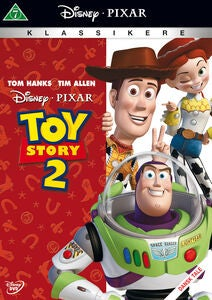 Disney Pixar Toy Story 2 Special Edition DVD