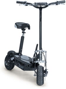Impulse Electric Scooter 1000W, Sort