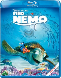 Disney Pixar Find Nemo Blu-Ray