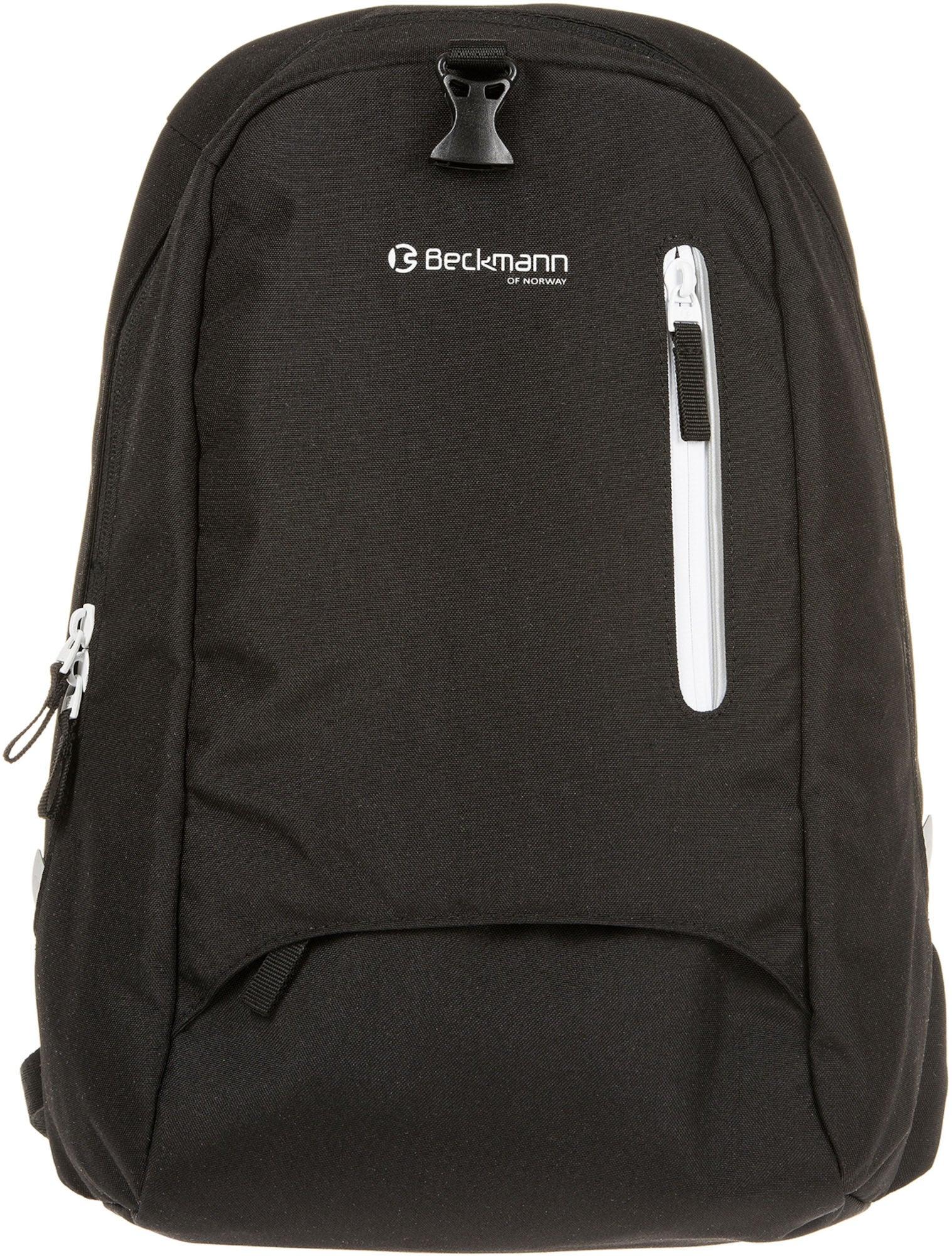 Køb Beckmann Rygsæk 16 L, Black | Jollyroom