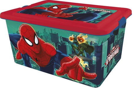 Marvel Spiderman Opbevaringskasse 23L