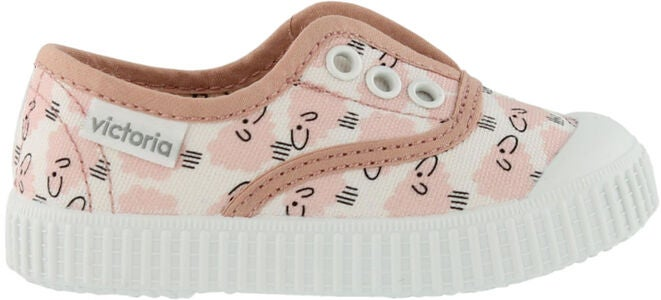 Victoria Inglés by Jessica Nielsen Sneakers, Pink