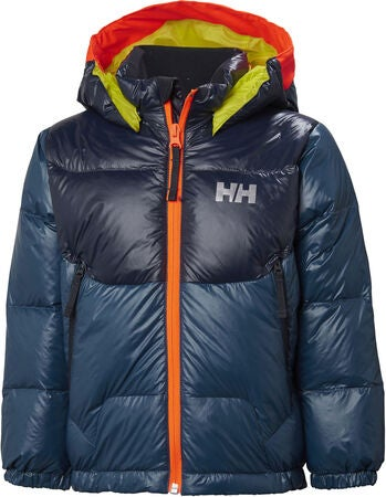 bb68b91f Køb Helly Hansen Frost Down Jakke, Dark Teal | Jollyroom