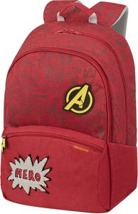 Samsonite Funtime Rygsæk Marvel Avengers 26L, Red