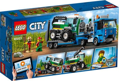 LEGO City Great Vehicles 60223 Grønthøstertransport