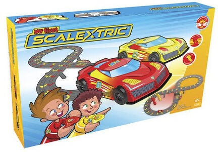 Scalextric Racerbane My First Scalextric