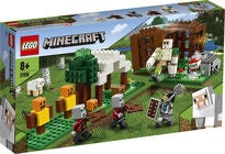 LEGO Minecraft 21159 Pillager-forposten