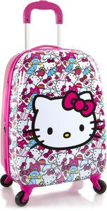 Hello Kitty Spinner Kuffert 39L, Pink