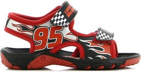 Disney Cars Sandaler, Red/Black