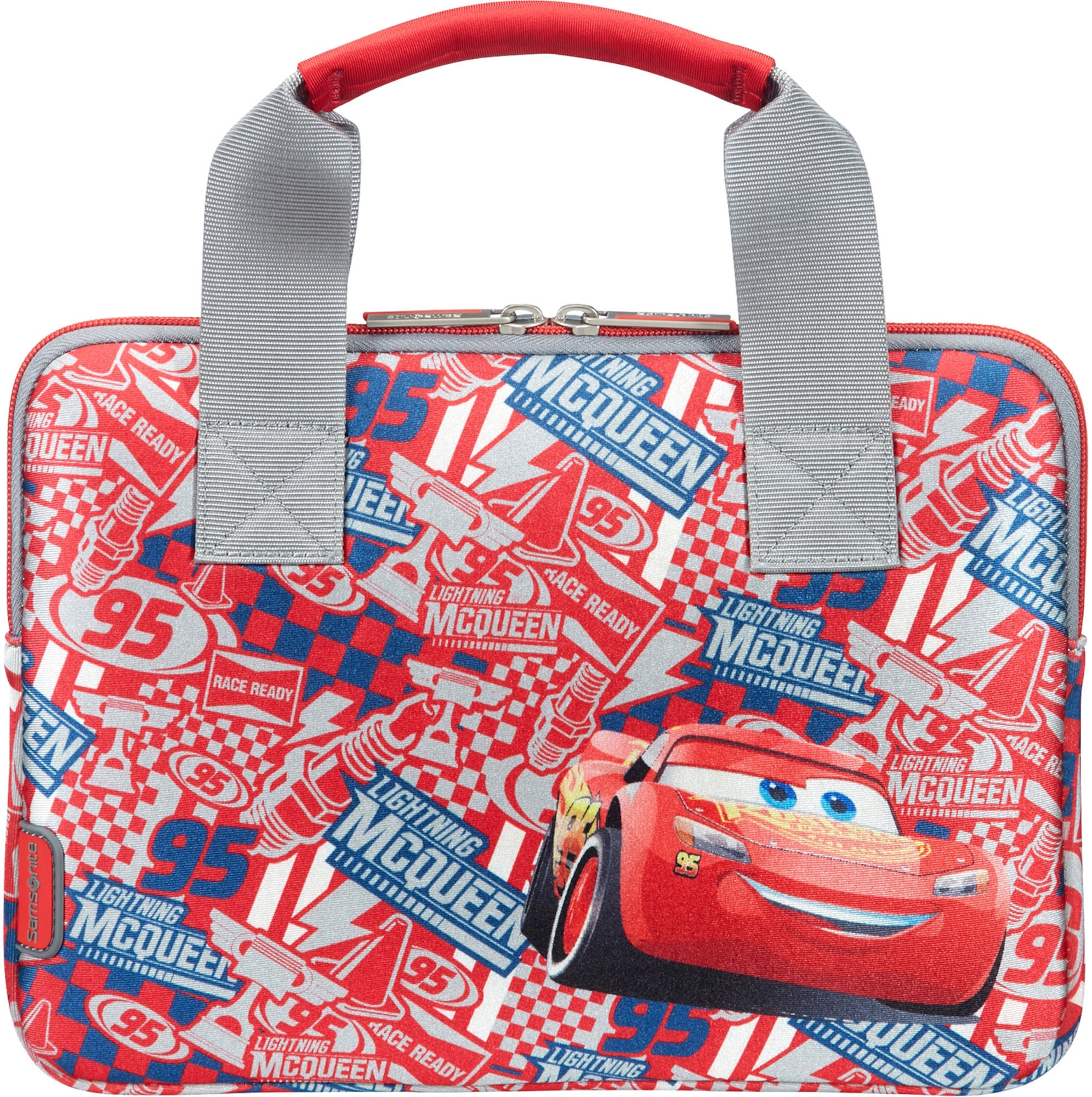 Samsonite Disney Cars Ipad Taske, Rød