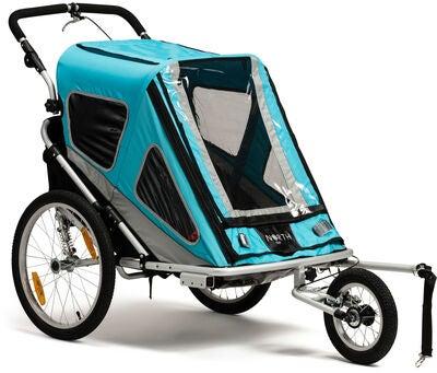 North 13.5 Speeder Cykelanhænger, Blue | bike_trailers_component