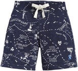 Tom Joule Shorts, Navy Treasure Map