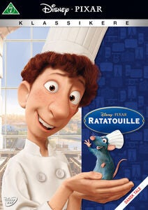 Disney Pixar Ratatouille DVD