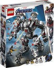 LEGO Super Heroes 76124 War Machine-kamprobot