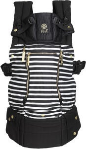 Lillebaby Complete All Seasons Bæresele Stripes, Black