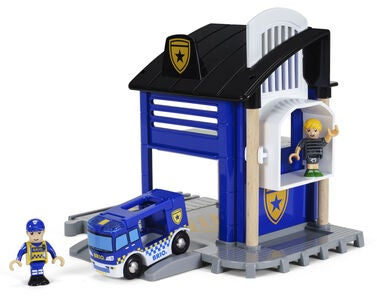 BRIO World 33813 Politistation