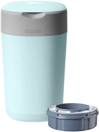 Tommee Tippee Sangenic Twist & Click Blespand, Blå