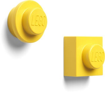 LEGO Magnet Sæt, Yellow