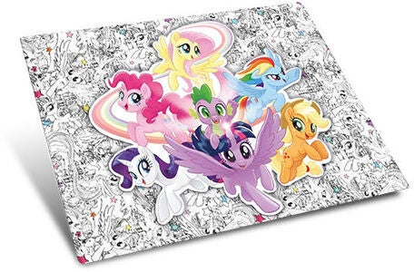 My Little Pony Skrivebordsunderlag
