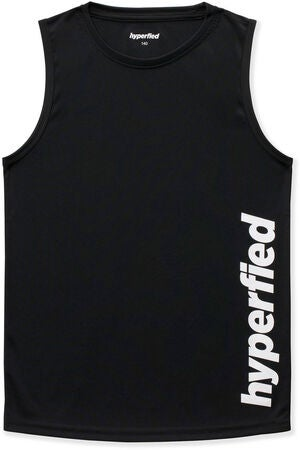 Hyperfied Bounce Tank Top 3-pak, Black/Camo Black/Koi