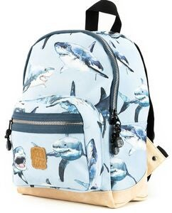Pick & Pack Rygsæk Shark, Light Blue