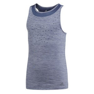 Adidas Girls Dotty Tanktop, Nobel Indigo