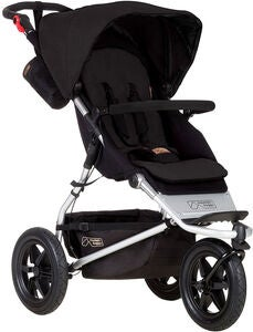Mountain Buggy Urban Jungle V3.2, Black
