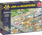 Jumbo Puslespil Jan van Haasteren The Locks 2000