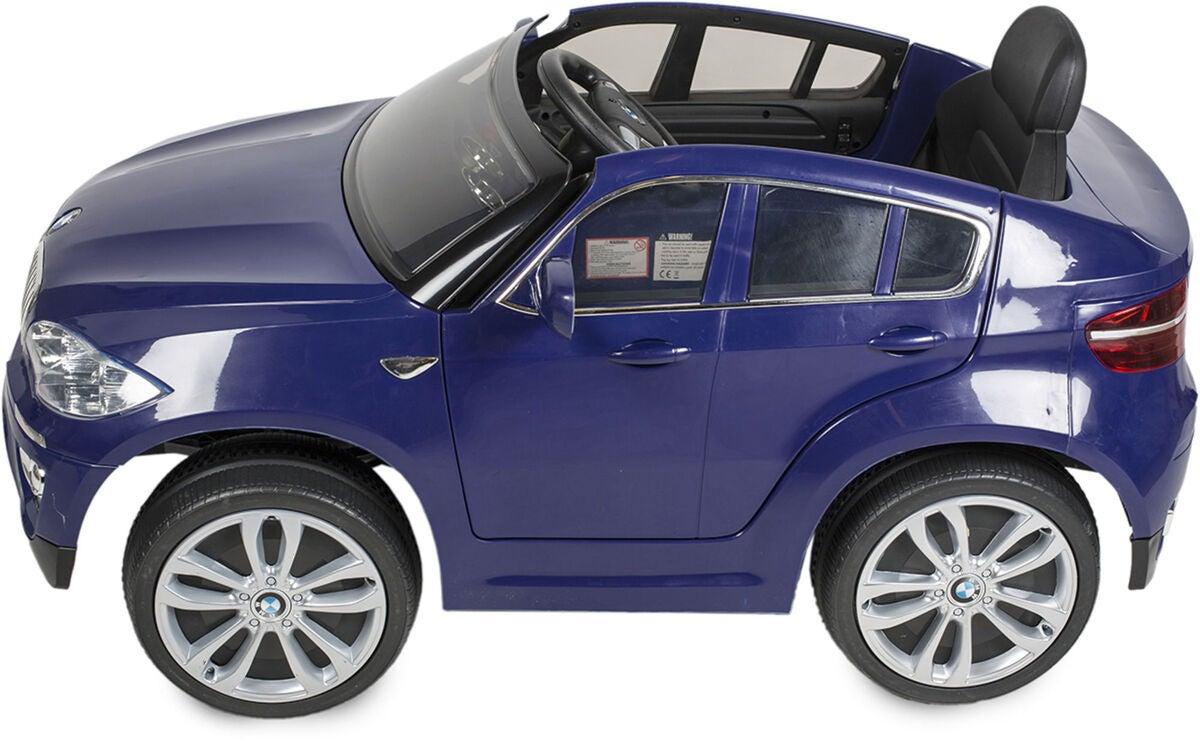 Køb BMW X6 Elbil, Blå | Jollyroom