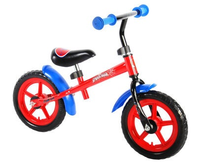 Disney Løbecykel Spiderman 12 tommer | Learner Bikes