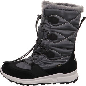 Superfit Merida GORE-TEX Vinterstøvler, Black/Grey