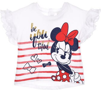 Disney Minnie Mouse T-Shirt, Red