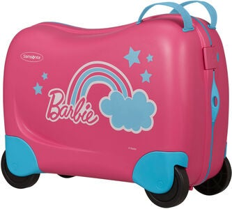 Samsonite Dreamrider Kuffert 28L, Barbie Pink Dream