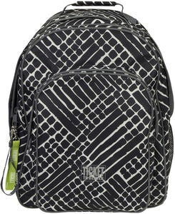 Ticket To Heaven Teenager Rygsæk 20L, Jet Black/Black