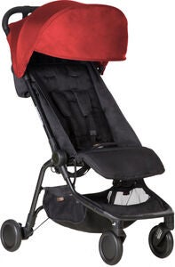 Mountain Buggy Nano Klapvogn, Ruby