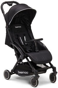 Beemoo Easy Fly Lux Klapvogn, Black