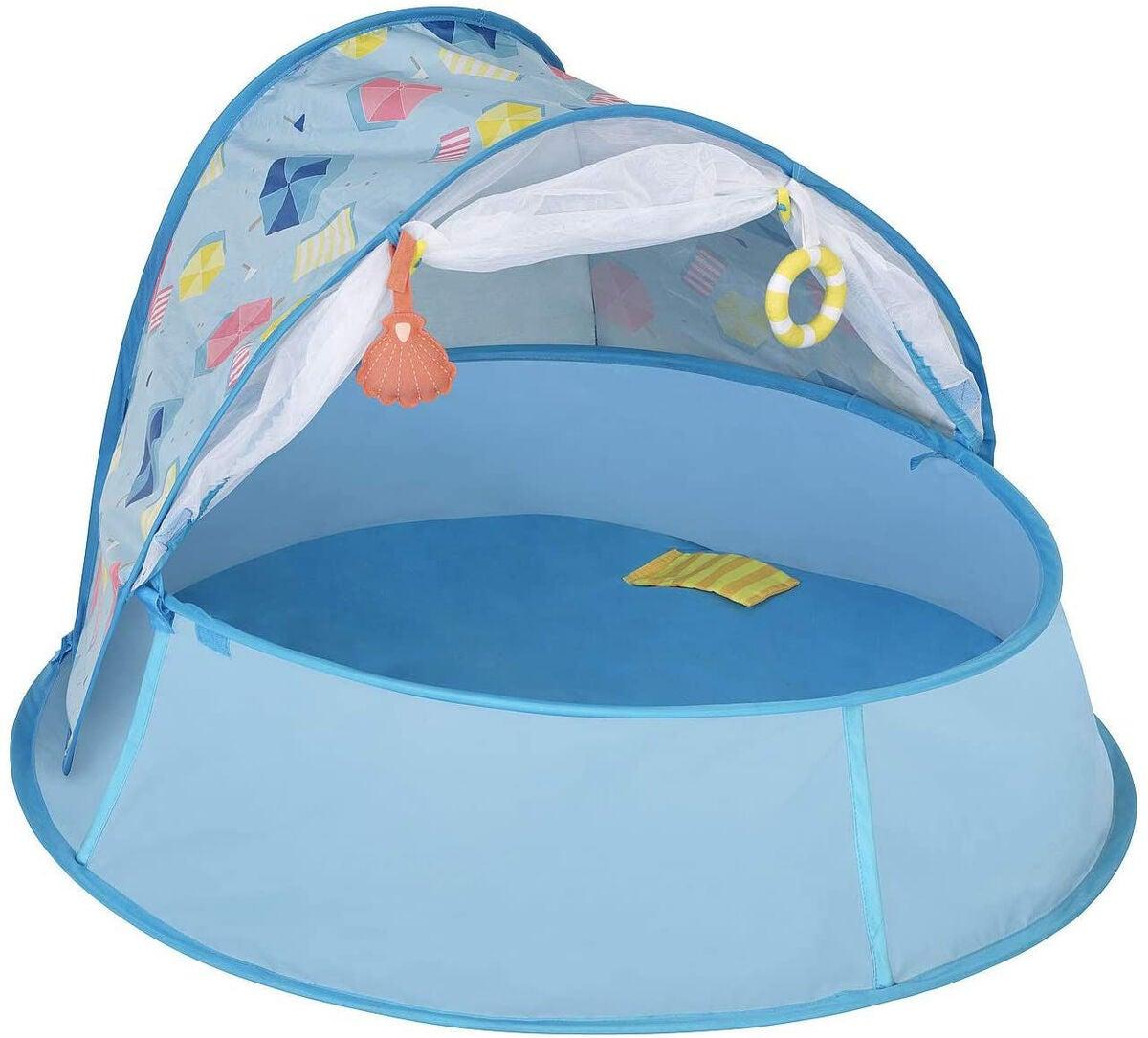 Køb Babymoov Babyni UV telt, Blå | Jollyroom
