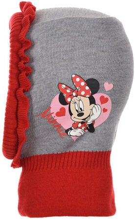 Disney Minnie Mouse Elefanthue, Light Grey