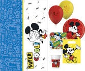 Disney Mickey Mouse Partypakke