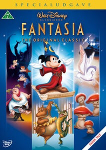 Disney Fantasia Diamond Edition DVD