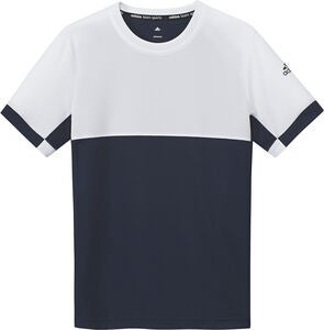 Adidas T16 Boys Tee T-shirt, Navy