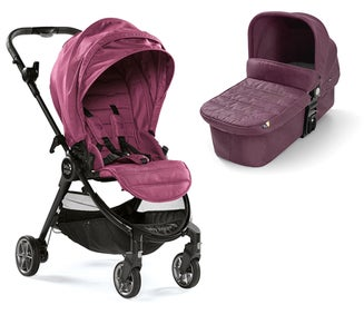 Baby Jogger City Tour Lux Duovogn, Rosewood