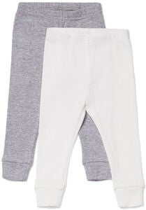 Luca & Lola Caprice Leggings 2-pak, Grey