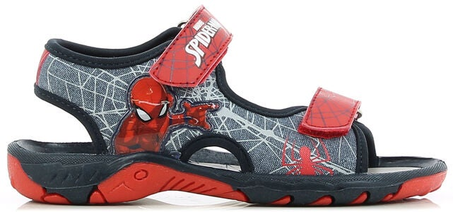 Marvel Spider-Man Sandaler, Navy/Red
